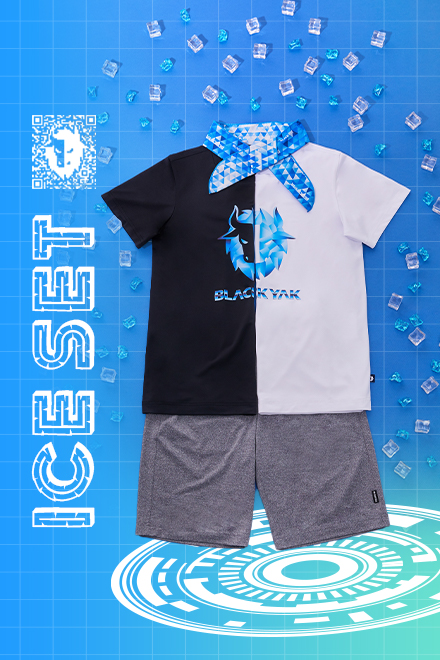 HOT SUMMER WITH ICE SET