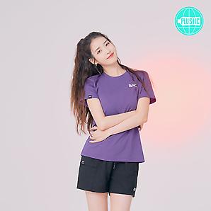 BAC설악3티셔츠S(여성) 야크아이스 아이유 착장